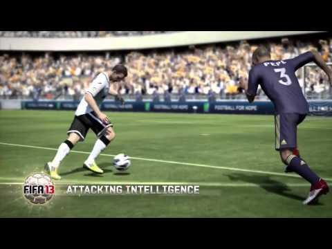 FIFA 13 Gamescom Sizzle Trailer