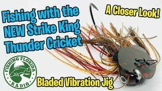 Fishing, Underwater Footage, and a Closer Look at the Strike King Thunder Cricket