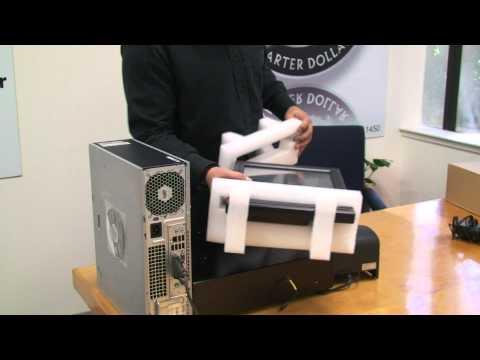 HP POS Hardware Setup