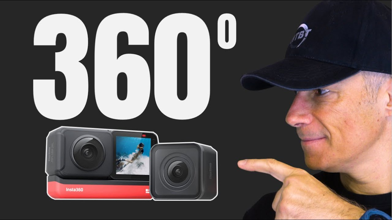 Insta360 One R Action Cam 360 gradi per ciclismo mtb motociclismo   MTBT