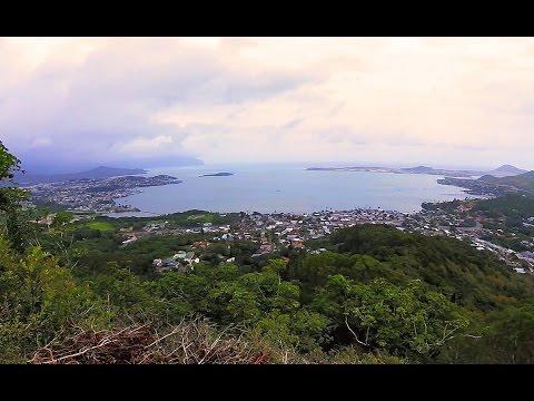 Friendship Gardens Hike, Kaneohe, Hawaii (GoPro 4 Session)