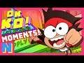 Best K.O.'s Moments! (OK K.O.! Let's Be Heroes | Cartoon Network)