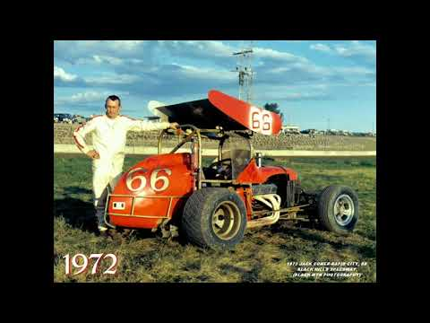 Jack Comer: Inaugural Black Hills Speedway Hall of Fame Inductee 2018