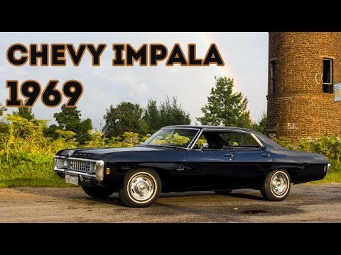 Chevrolet Impala 1969. Обзор легендарного автомобиля.