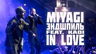 Miyagi & Эндшпиль feat. KADI - In Love I РЕАКЦИЯ НА ТРЕК