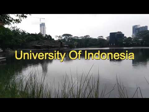 Exchage students under SHARE Scholarship at University Of Indonesia