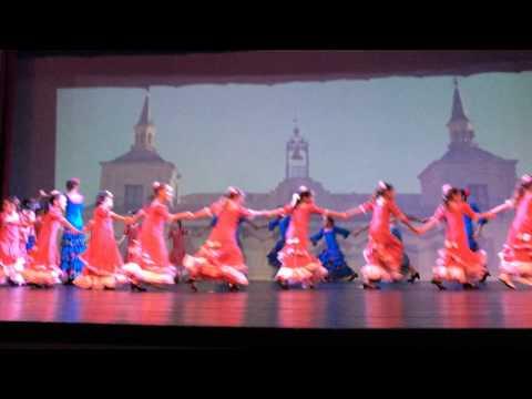 """Flamenco Cancun 2014 """" El sombrero de  3 picos"""""""