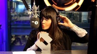 Jameela takes over the Official Chart