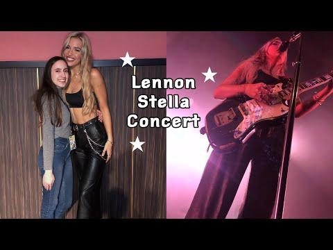 Lennon Stella Concert Experience