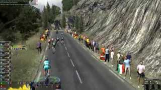 Pro Cycling Manager 2013 Mountain Gameplay 2