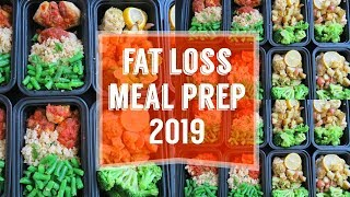 Meal Prep For Weight Loss 2019
