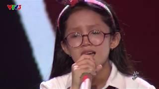 Cha Già Rồi Đúng Không - Thanh Thy - Giọng Hát Việt Nhí 2017