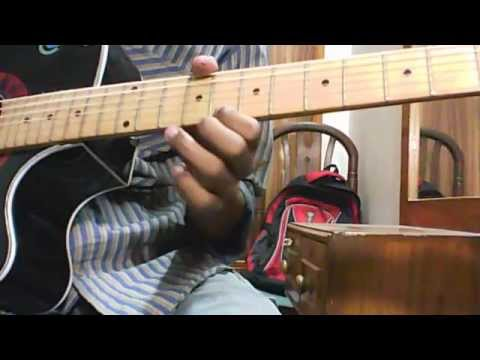 Emptiness Tune Mere Jaana By Rohan Rathore Guitar Lesson Youtube