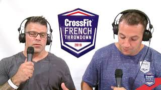 Event 2 Elite / CrossFit® French Throwdown 2019