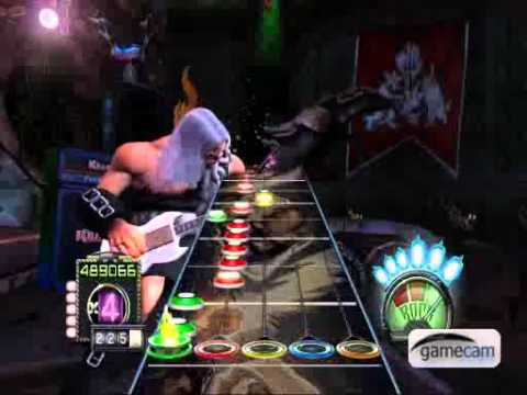 Guitar Hero III - DragonForce 100% Expert