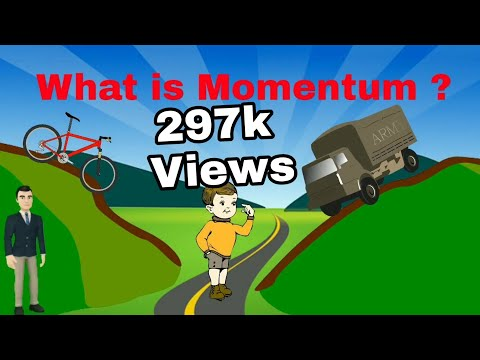 What is Momentum|Physics|Examples in Everyday Life|(In English)