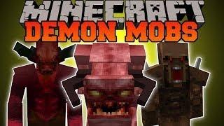 ОБНОВЛЕНИЕ Lycanite's Mobs! Майнкрафт Обзор модов Minecraft 1.7.2