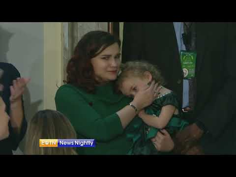 State of the Union draws praise for pro-life protections, and religious freedom - EWTN News Nightly