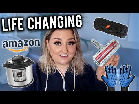 LIFE CHANGING PRODUCTS YOU NEED!