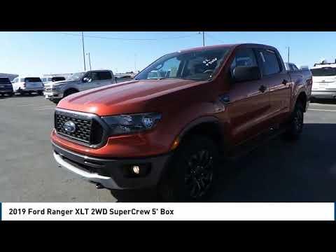 2019 Ford Ranger Midland TX 1930027