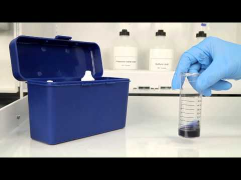 Iodine Sanitizer Test Kit - TK6000-Z
