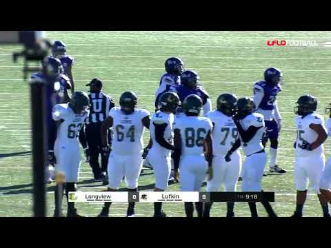 Longview vs Lufkin | 2017 UIL Playoffs