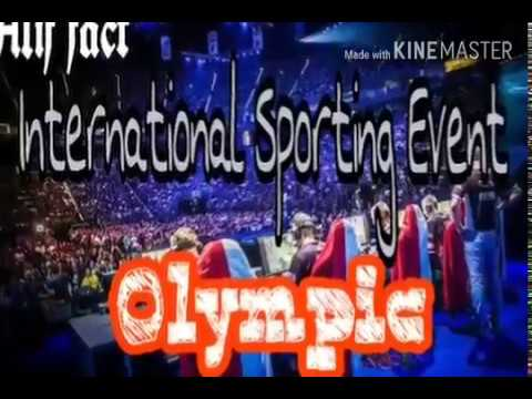 International Sporting Event  (Olympic )