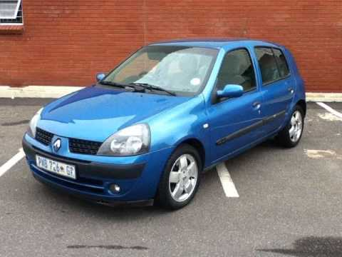2004 Renault Clio 1 4 Auto Auto For Sale On Auto Trader South Africa