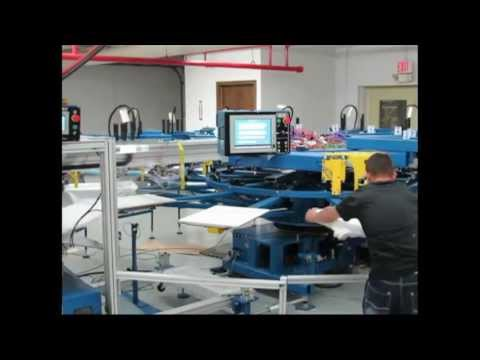 World's Fastest T-Shirt Screen Printing Machine Gears Up for World Record Run | M&R