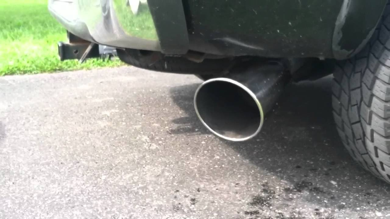 4inch flo pro straight pipe to 8 inch