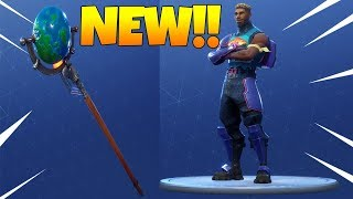 *New* BRITE GUNNER SKIN AND GLOBAL AXE (Fortnite Battle royale)