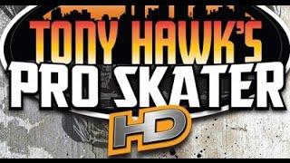 TONY HAWK´S PRO SKATE HD ; Un clásico renovado!      . Eude