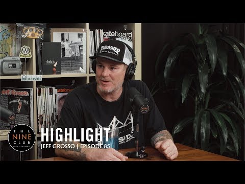 Jeff Grosso - Are You Skateboarder Or Just Someone Who Skateboards?