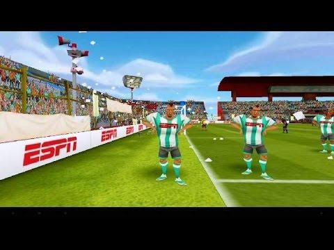 Disney Bola Soccer - Android and iOS gameplay PlayRawNow ...