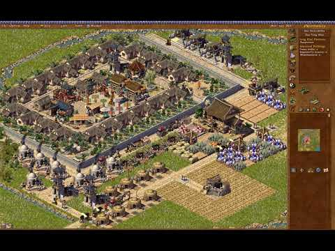 Let's Play Emperor Rise of the Middle Kingdom, Mission 4 - Trading and Commerce