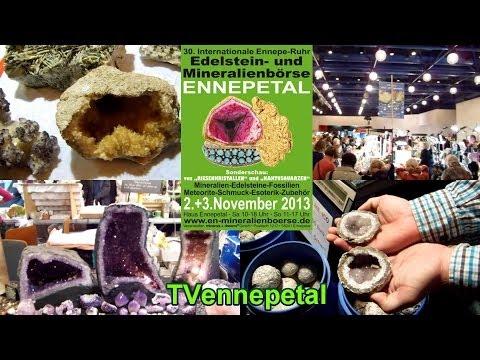 Ennepetal 30.Internationale Edelstein- und Mineralienbörse 2.11.2013 TVennepetal