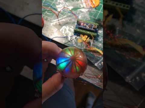 Bussard spinner test
