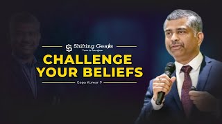 Challenge your Belief | Gopa Kumar P on You Talk | Tales of Wisdom | You Talk Media | youtalk.media