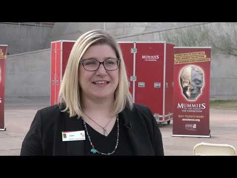 AZ Science Center Receives Mummies!    Inside Phoenix
