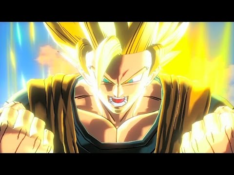 Download Dragon Ball: Xenoverse Extended Cut Trailer - TGS 2014
