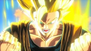 Dragon Ball: Xenoverse Extended Cut Trailer - TGS 2014