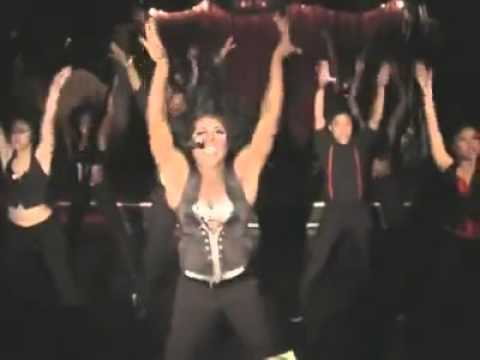 Janet Jackson Tribute New Agenda In Las Vegas Youtube