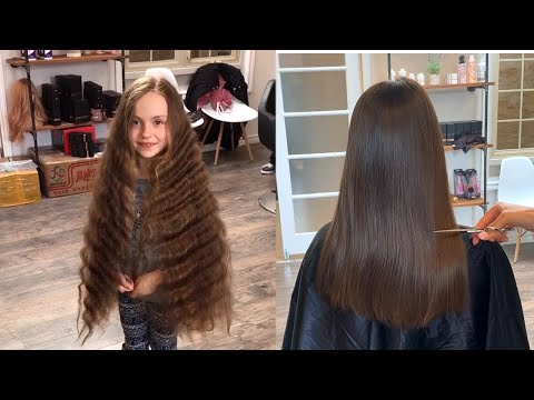 New Haircut and Color Transformation | Best Hairstyles Tutorials 2019 thumbnail