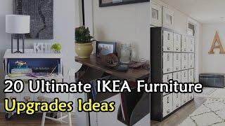 20 Ultimate Ikea Furniture Upgrade Ideas