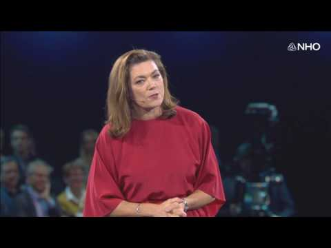 Kristin Skogen Lund: Ved veis ende - og veien videre - NHOs årskonferanse 2017