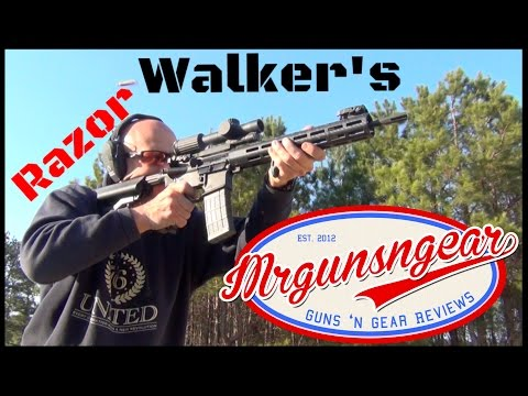 Walker's Razor Slim Electronic Hearing Protection Review (HD)