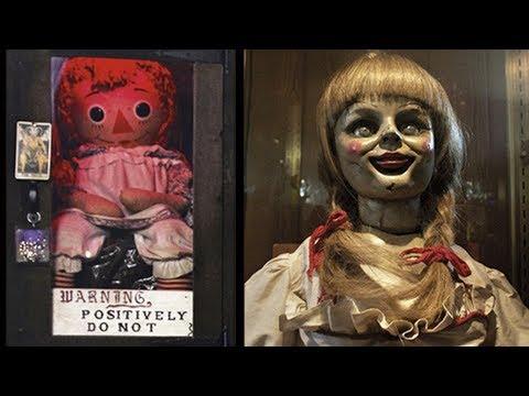 Επ. 24 - Η αληθινή ιστορία της κούκλας Annabelle.