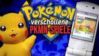 4 Verschollene Pokémon-Spiele!