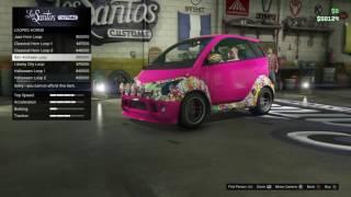 Grand Theft Auto V panto pimpen