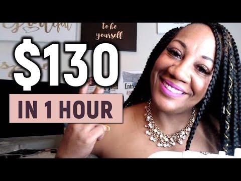 Earn Money Watching Videos Online - $130 Per Hour Worldwide